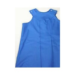 Pinifore (Royal Blue 100% Wool)