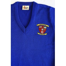 Rathcoffey Royal Blue Jumper