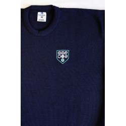 Cabinteely Boys Navy Snr Jumper (4th to 6th Yr)