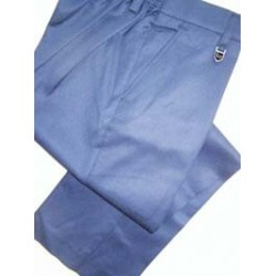 Navy Trousers, Regular Fit