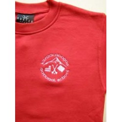 Kilmac Red Sweatshirt