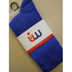 Royal Blue Socks (2 Pack)