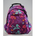 Berkley Purple Backpack
