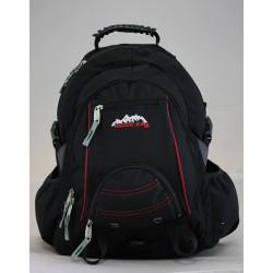 Bolton Black Back Pack