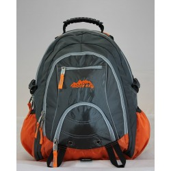 Bolton Ultra Grey/Orange Back Pack