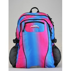 Pierce Pink/Blue Back Pack