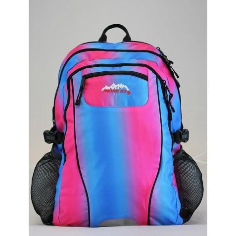 Pierce Pink/Blue Back Pack