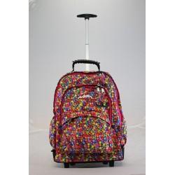 Wheelie Back Pack Molly
