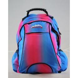 Usher Back Pack Blue/Pink