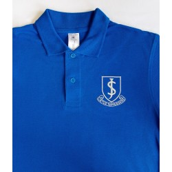 JS Crested Polo Shirt