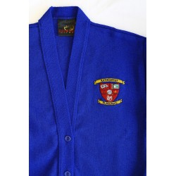 Rathcoffey Royal Blue Cardigan