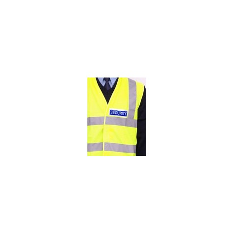 High Visability Security Vest