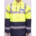 High Visability Security Jacket