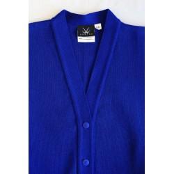 Royal Blue Cardigan