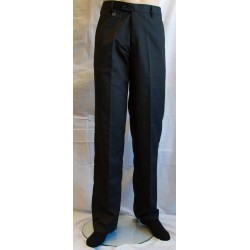 Black Trousers Regular Fit