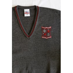 Loreto Bray Grey Jumper (1st to 5th Yr)