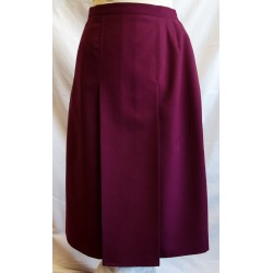 St. Wolstans Wine skirt
