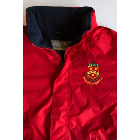 High School Red Jacket