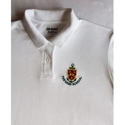 HS Ladys White Polo