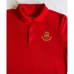 HS Red Boys Polo