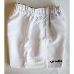 White Rugby Shorts