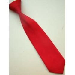 Red Elastic Tie
