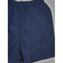 St. Patrick's Navy Shorts