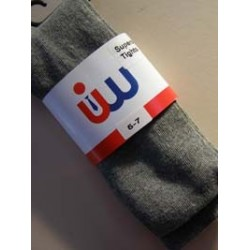 Junior Girls Grey Tights