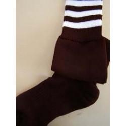 Navy/Wine St. Wolstans Sports Socks