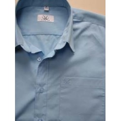 Sky Blue School Shirt