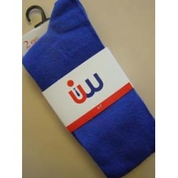 Royal Blue Socks (2 Pack)