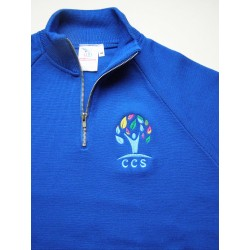 CCS 1/4 Zip Jumper