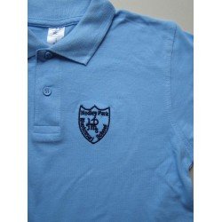 Hedley Sky Blue Polo
