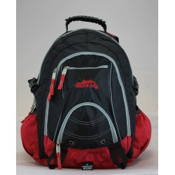 Bolton Ultra Blk/Red Back Pack