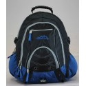 Bolton Ultra Black/Blue Back Pack