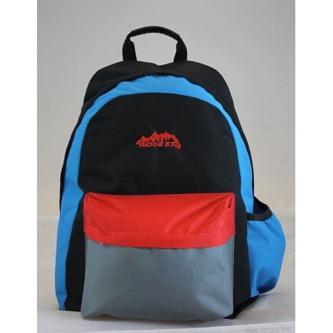 Morgan Black Back Pack