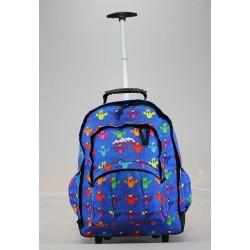 Wheelie Back Pack Birds