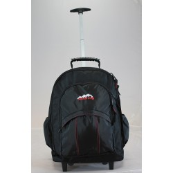 Wheelie Back Pack Black